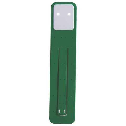 Moleskine 9788867320905 USB-Chargeable LED Booklight - Green (Open box)