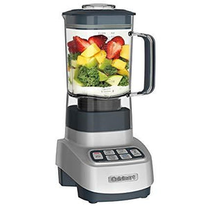 Cuisinart BTC-650C VELOCITY Ultra Trio 1.5L 750-Watt Blender with Travel Cups _noise - (Used)***READ***