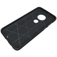 Blu Element BA2MG7BK Armour 2X Skin Case for Moto G7 - Black (New Other)