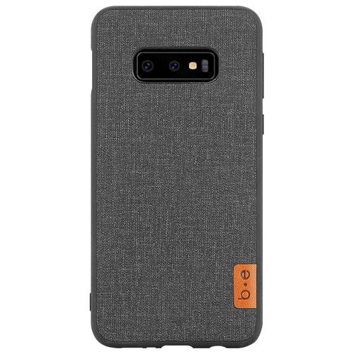 Blu Element BECS1DG Chic Skin Case for Galaxy S10e - Dark Grey (New Other)
