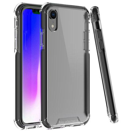 Blu Element BEDZ65B DropZone Fitted Hard Shell Case for iPhone 11 Pro Max - Black (New Other)