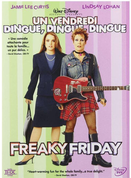 Freaky Friday (2003) (French) DVD