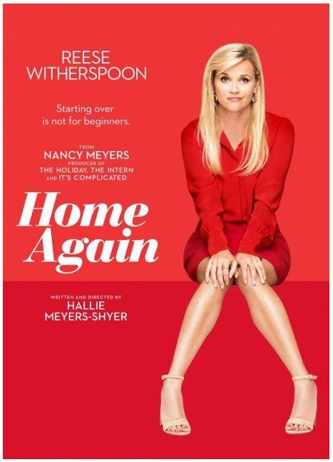 Home Again DVD (Open Box)