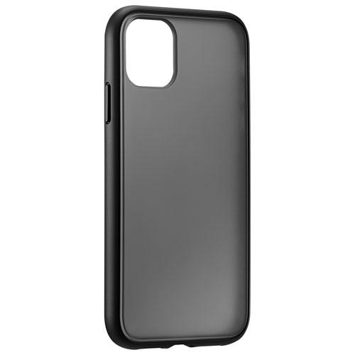 Insignia NS-MAXIMHBC-C  Fitted Hard Shell Case for iPhone 11 - Semi-Black (New Other)