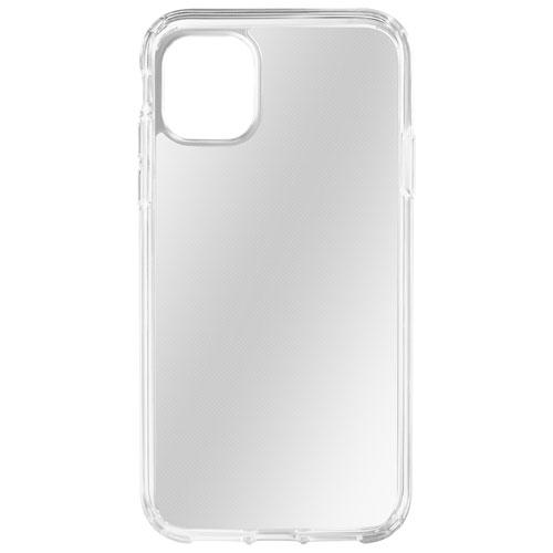 Insignia NS-MAXIMHC-C Fitted Hard Shell Case for iPhone 11 - Clear (New Other)