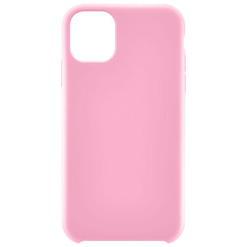 Insignia NS-MAXIMLSPK-C Fitted Soft Shell Case for iPhone 11 - Pink