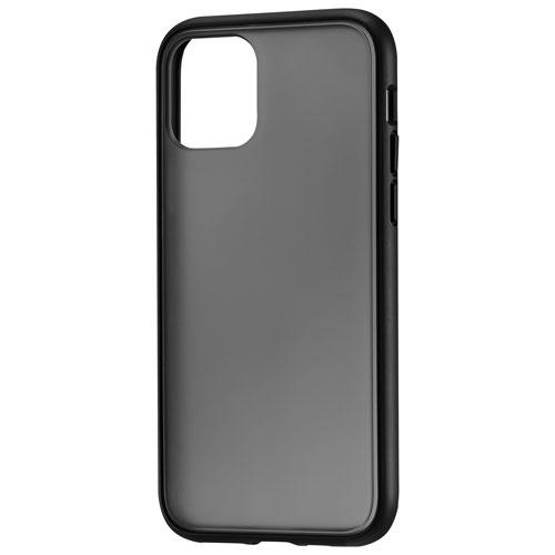 Insignia NS-MAXISHBC-C Fitted Hard Shell Case for iPhone 11 Pro - Semi-Black (New Other)