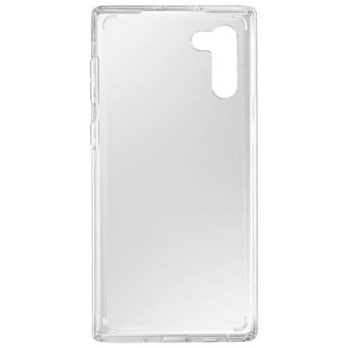 Insignia NS-MSGN10SCH-C Fitted Hard Shell Case for Galaxy Note10 – Clear (New Other)