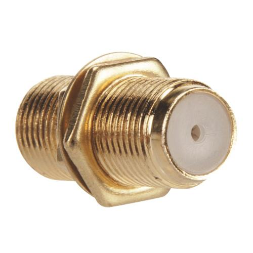 Insignia NS-HZ702-C Coaxial Cable Coupler (Open Box)