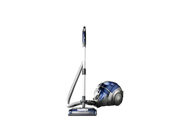 LG LCV900B Canister Vacuum with Kompressor Technology (Blue) (Factory Refurbisehd)