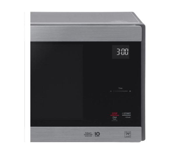 LG LMC1575ST 1.5 cu. ft. NeoChef™ Countertop Microwave with Smart Inverter and EasyClean