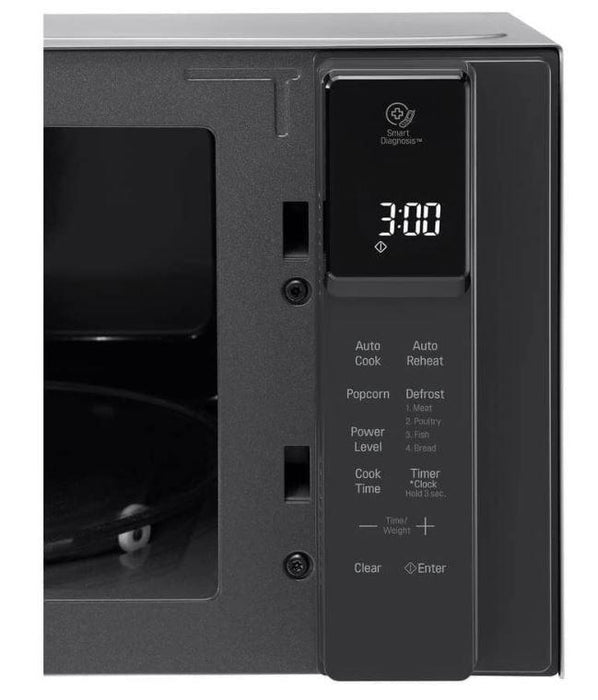 LG LMC0975ST NeoChef 0.9cu ft Countertop Microwave - Stainless Steel