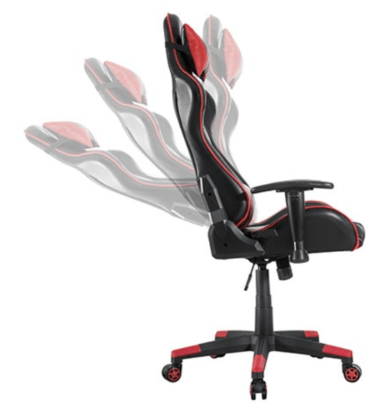 Brateck CH06-1 Gaming Chair with Headrest & Lumbar Support (New)