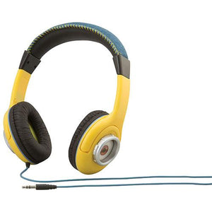 KIDdesigns MS-140.FX MINIONS KIDS HEADPHONES (Open box)