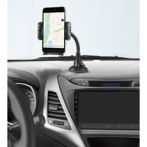 Insignia NS-MWM-C  Universal Cell Phone Dash Mount - Black (New Others)