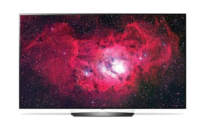 "LG OLED55B7P 55"" 4K 120Hz Full Web OLED TV (Factory Refurbished)"