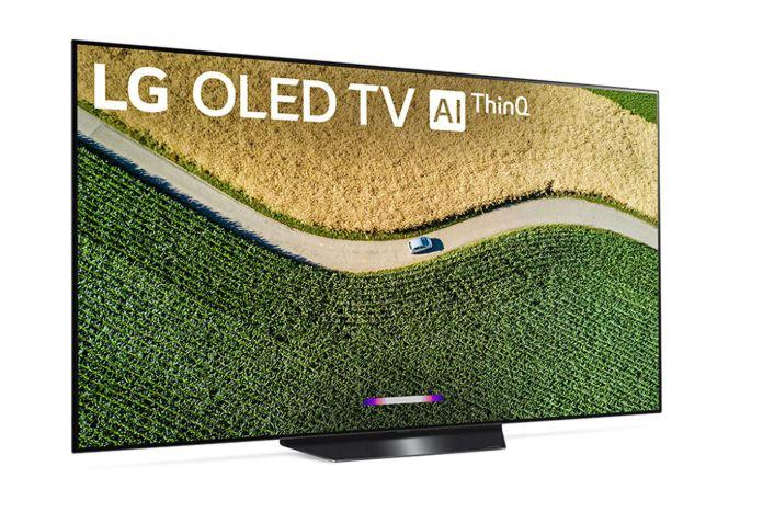 "LG OLED65B9PUA 65"" 4K HDR Smart OLED TV with AI ThinQ (Factory Refurbished)"