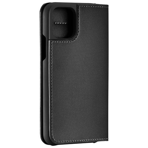 Platinum Series PT-MAXIHLFB-C Folio Case for iPhone 11 Pro - Black (New Other)