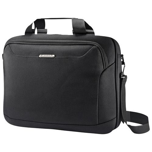 Samsonite  93193-1041 Xenon 3.0 Shuttle 17-inch Laptop Designer Bag - Black (New Other)