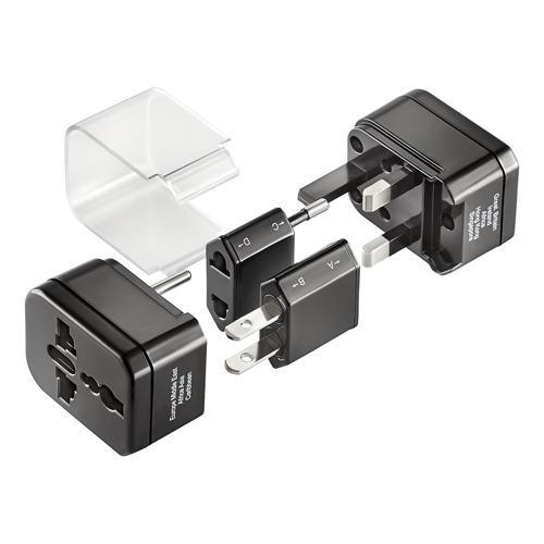 Insignia Cables/Connectors Insignia NS-TAPS5-C 5-Piece adapter plug set (Open Box)