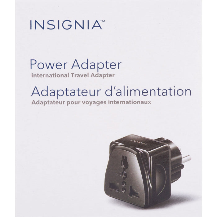 Insignia Cables/Connectors Insignia NS-TPLUGE-C Wall Outlet Adapter Plug (Open Box)