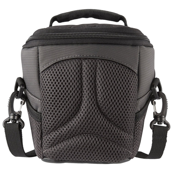 Insignia Camera/Camcorder Accessories Insignia NS-DSBBG18-C DSLR & Mirrorless Camera Shoulder Bag - Small  Grey (New Other)
