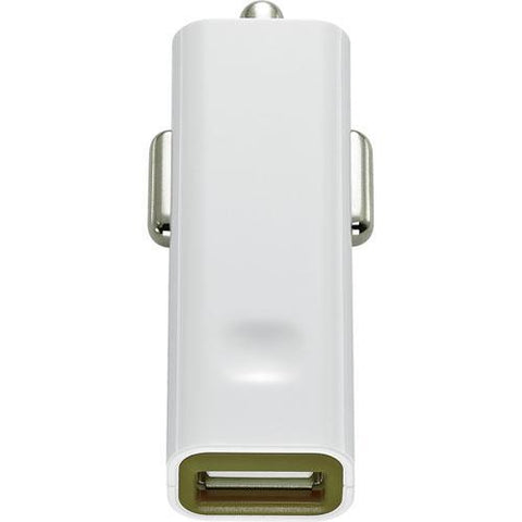 Insignia Cell Phone Accessories Insignia NS-MDC8U-C USB Car Charger - Green (New Other)