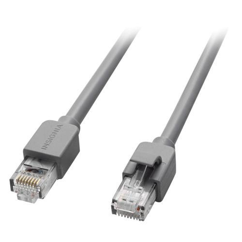 Insignia Computer/Tablet Accessories Insignia NS-PNW5608-C 2.4m (8ft.) Cat6 Network Cable (Open Box)