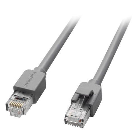 Insignia Computer/Tablet Accessories Insignia NS-PNW5650-C 15.24m (50ft.) Cat6 Network Cable (Open Box)