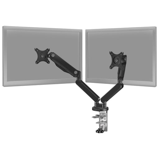 Insignia Desk Mount Insignia NS-PGSMM6220-C Dual Arm Full Motion Monitor Mount (New Other)