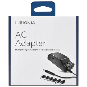 Insignia Electronics/Other Insignia NS-AC501-C 7-Tip AC Adapter Set