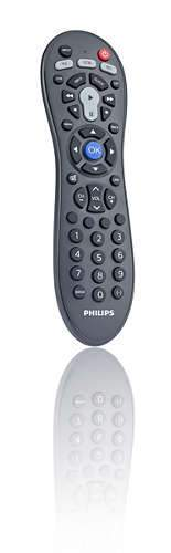 Philips TV Accessories Philips SRP3013/27 3-in-1 Universal Remote Control (Open Box)
