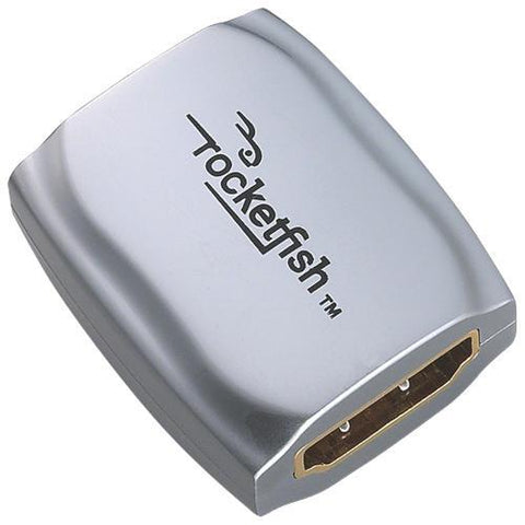 Rocketfish Cables/Connectors Rocketfish RF-G1172-C HDMI Female to Female Coupler (Open Box)