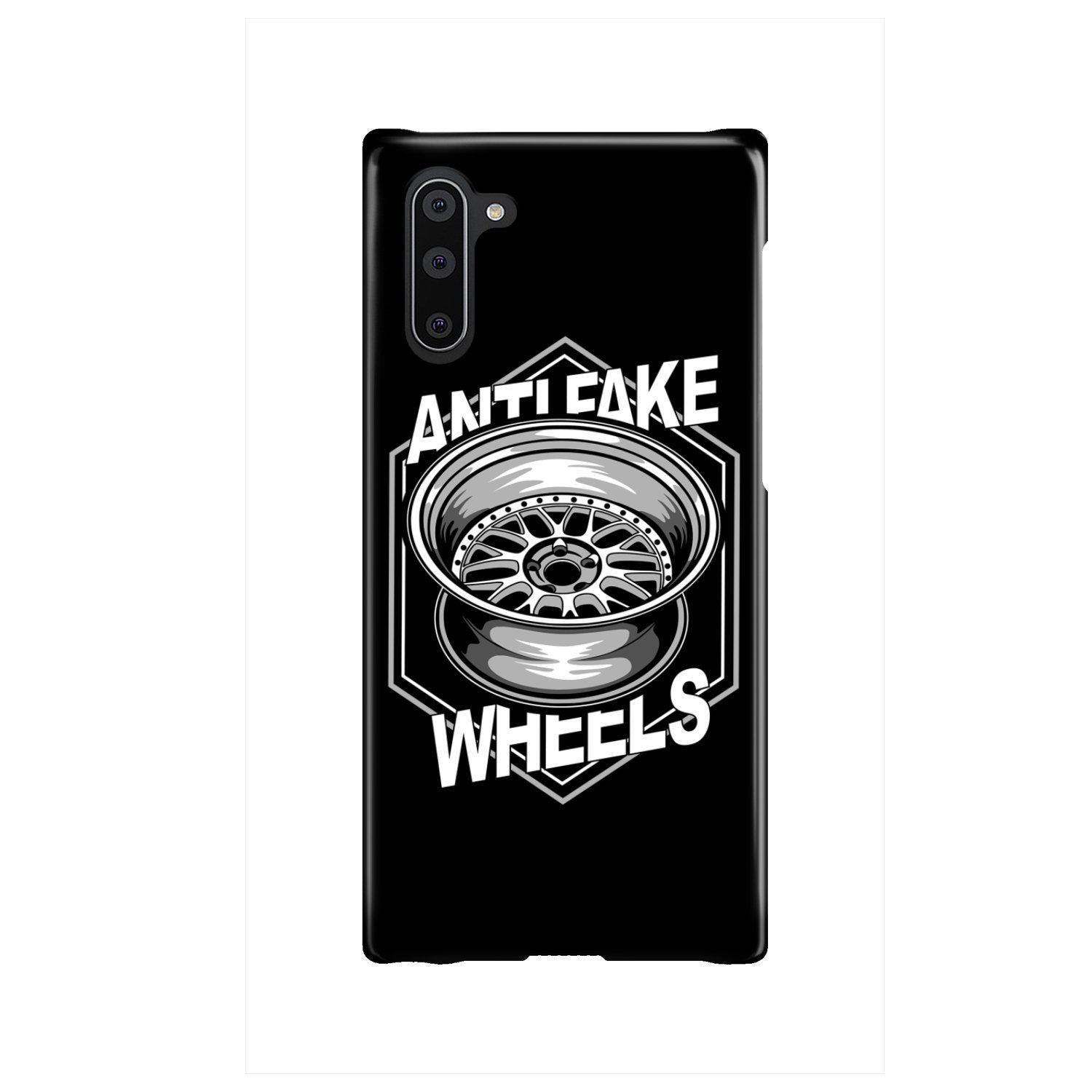 Anti Fake Wheels - VSXX - Snap Case - for Apple iPhone Models - TunerLifestyle
