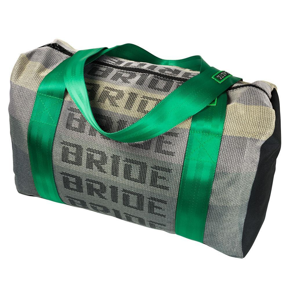 Bride Duffel Bag - Green Straps