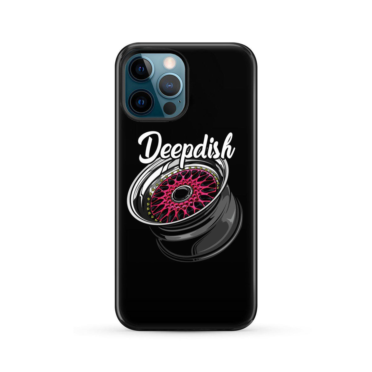 Deep Dish - Tough Case - for Apple iPhone Models - TunerLifestyle