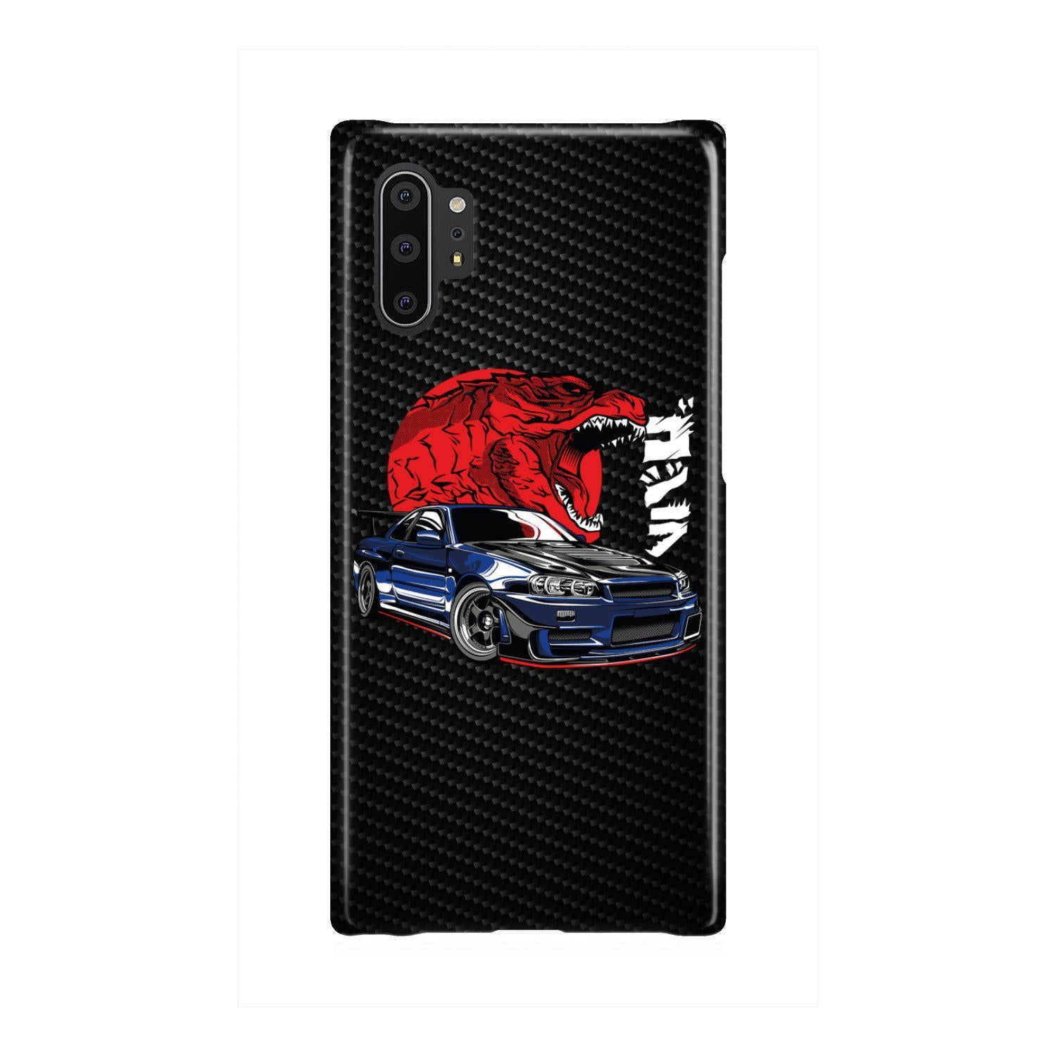GTR R34 Godzilla - Snap Case - for Apple iPhone Models - TunerLifestyle