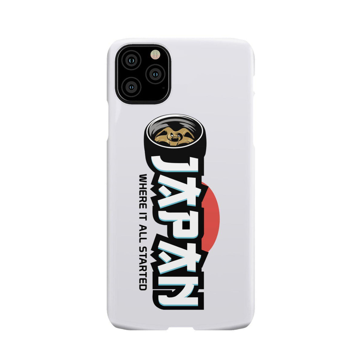 Japan - Where It All Started - Snap Case - for Apple iPhone Models - TunerLifestyle