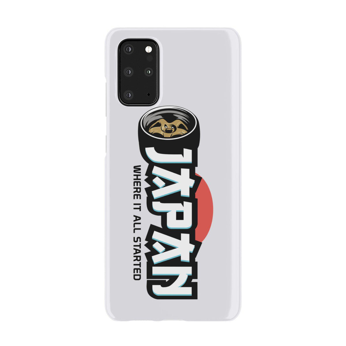 Japan - Where It All Started - Snap Case - for Samsung Galaxy S Models - TunerLifestyle