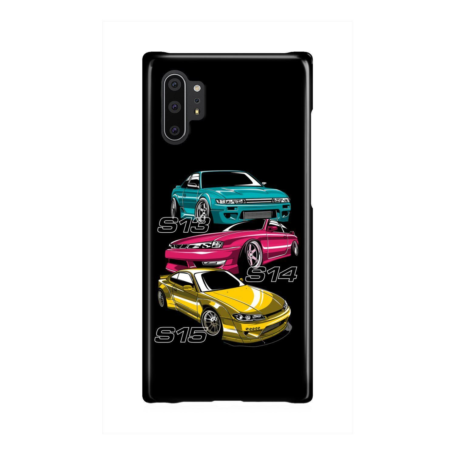 S Chassis Generation - Snap Case - for Apple iPhone Models - TunerLifestyle