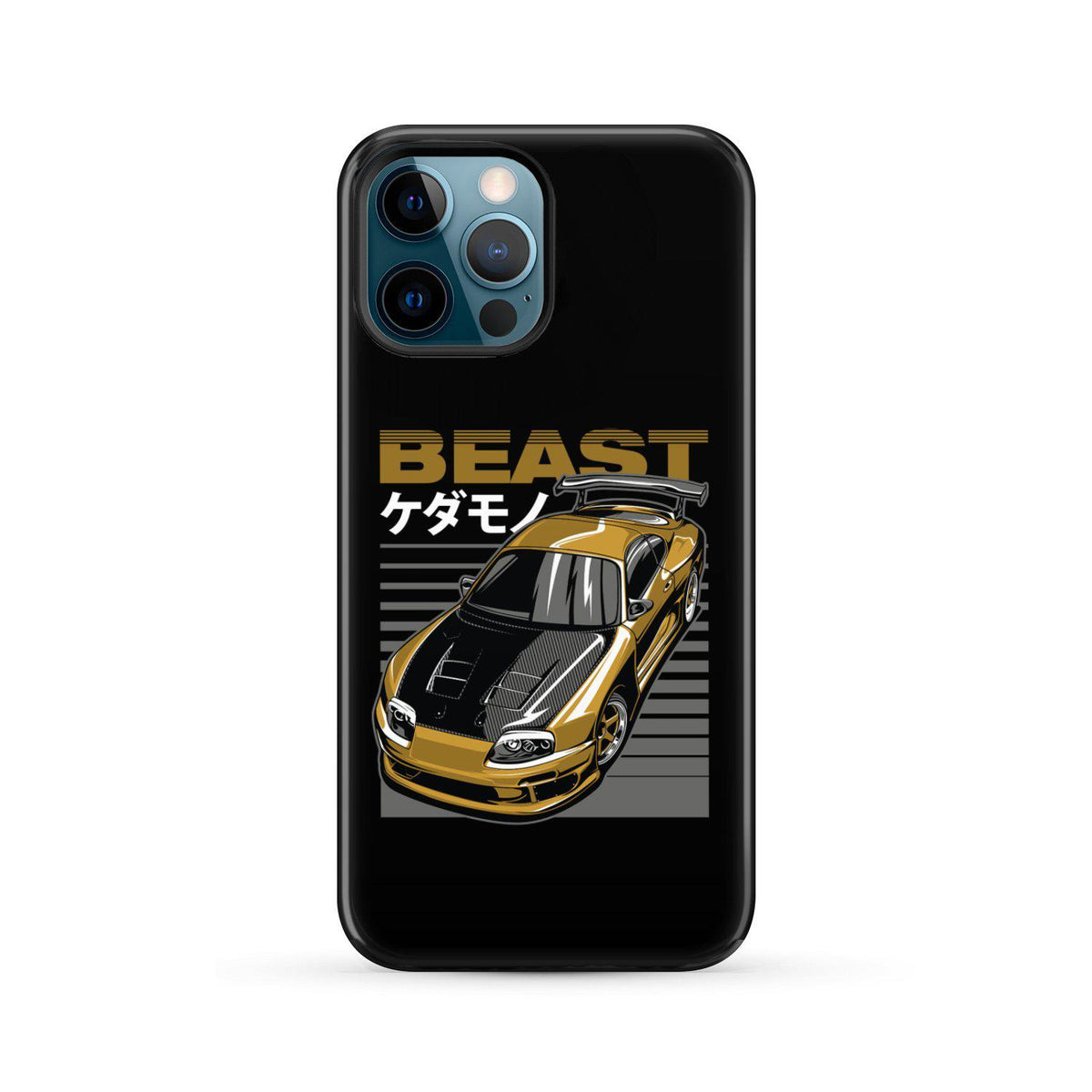 Supra MKIV The Beast - Tough Case - for Apple iPhone Models - TunerLifestyle