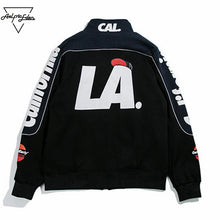 GoodFiller 'LA Custom' Windbreaker Trainer Jacke/ ZIP