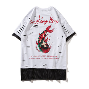 GoodFiller 'Smoking Time' Shirt