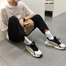 Goodfiller '' No Money, No Friends '' Trend Sneaker