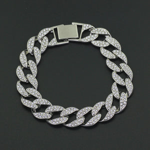 Goodfiller Iced Out 187 Armband