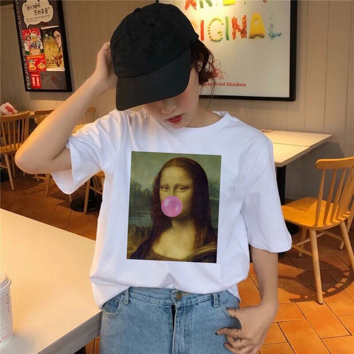 Goodfiller ''Mona Lisa'' Shirt