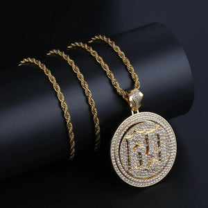 Goodfiller x Parame ''69'' Iced Out Chain