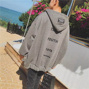 Goodfiller ''Tragic Youth'' Oversized Hoodie