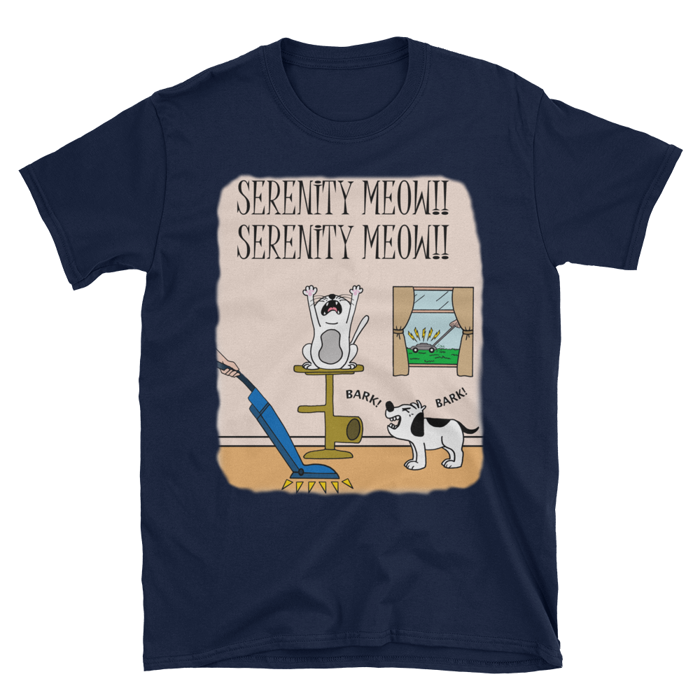 Serenity Meow! - Classic Fit