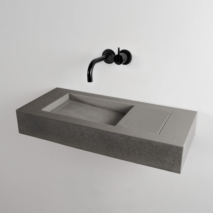 Flor Mini Concrete Basin